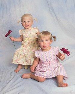 Nicole & Julia 18 months